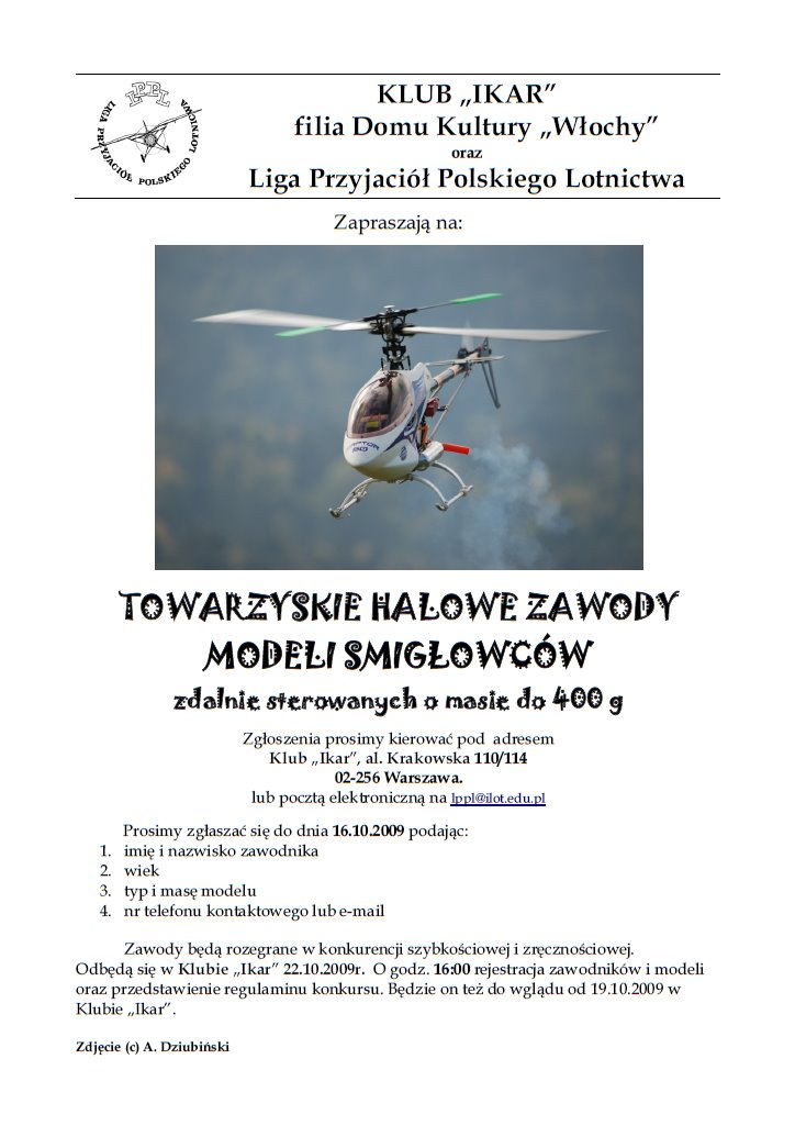 1 zawody smiglowcow LPPL